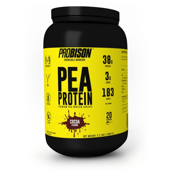 Pea Protein Isolate Chocolate - Probison