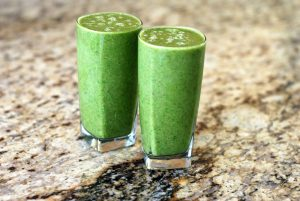 Mean Green Lean Smoothie