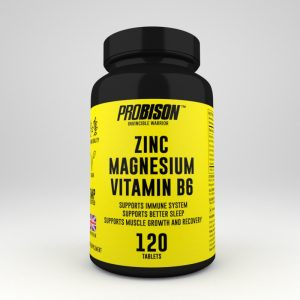 Vegan Zinc and Magnesium and Vitamin B6 Probison